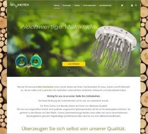 Münchner Webdesign, und Shoperstellung von Best-Neuheiten