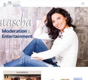 Münchner Webdesign,, Hosting und Betreuung von Natascha Zillner