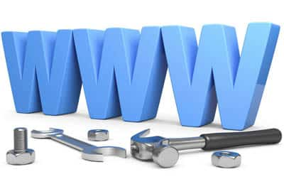 Leistungen - Webhosting